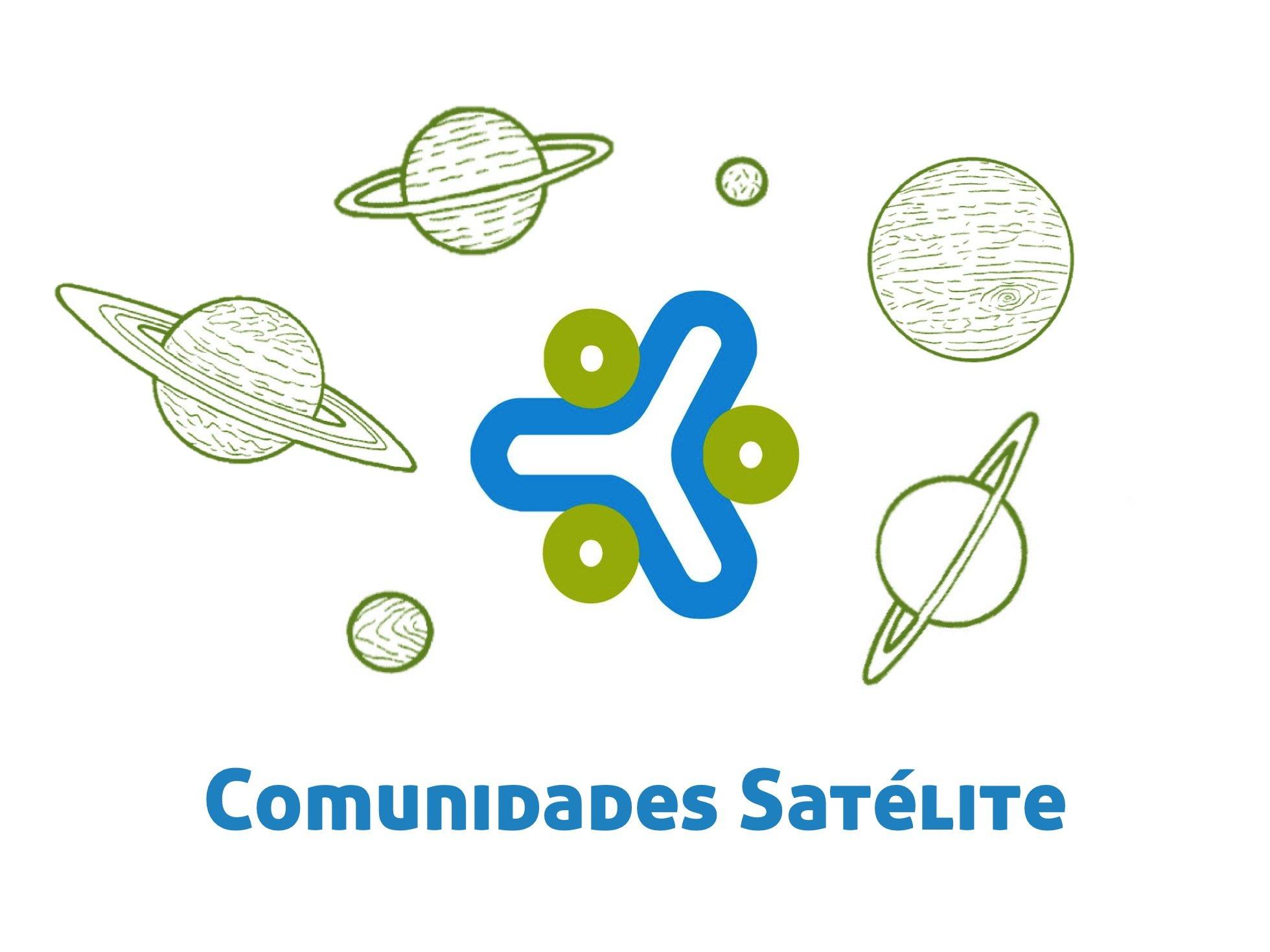 Comunidades satélite alrededor de tu Espacio Coworking