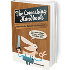 Coworking Handbook: the coworking business book
